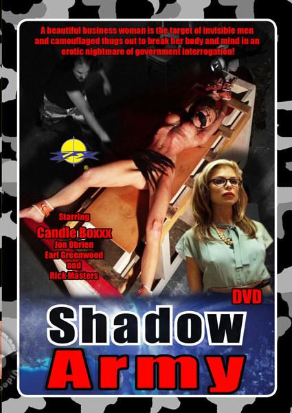 Shadow Army Box Cover