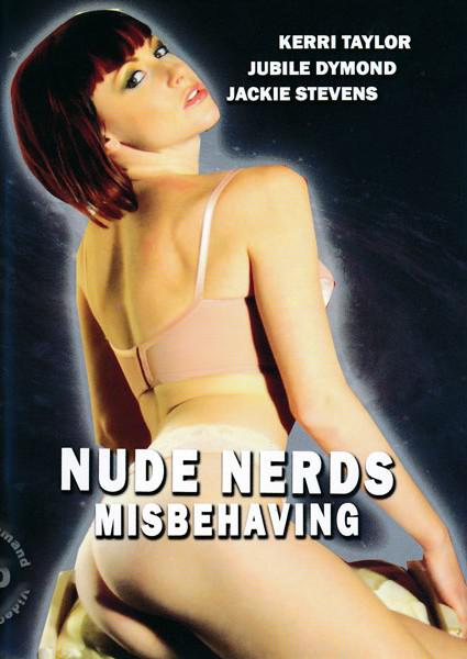Nude Nerds Misbehaving (760137553991) Box Cover