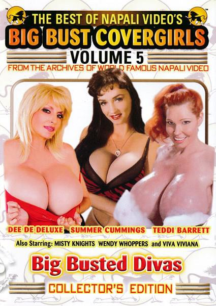 The Best Of Napali Video's Big Bust Covergirls Volume 5 - Big Busted Divas Box Cover