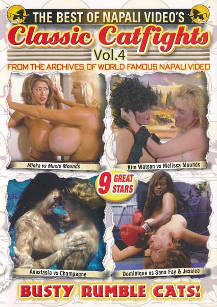 The Best Of Napali Videos Classic Catfights 4 - Busty Rumble Cats Box Cover