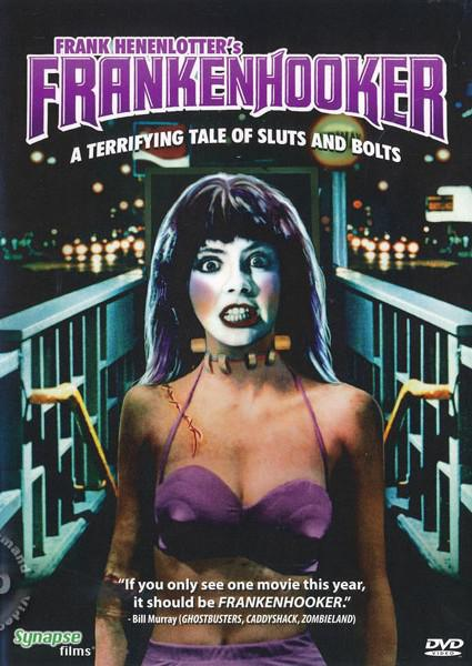 Frankenhooker Box Cover