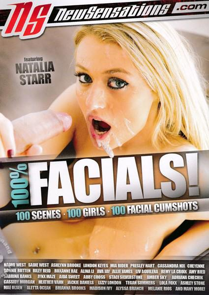 100% Facials Box Cover