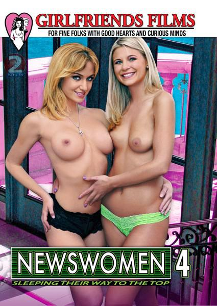 Newswomen 4 Box Cover