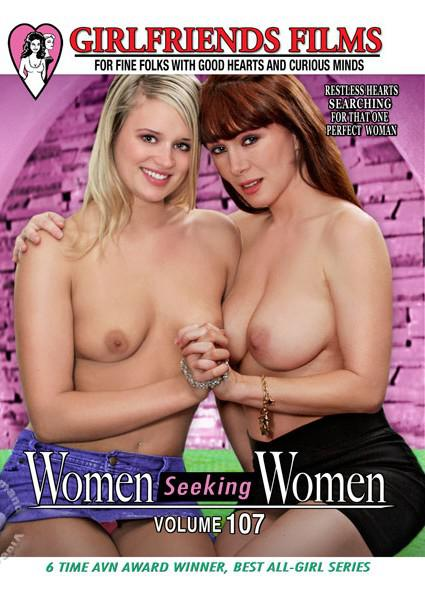 Women Seeking Women Volume 107 Box Cover