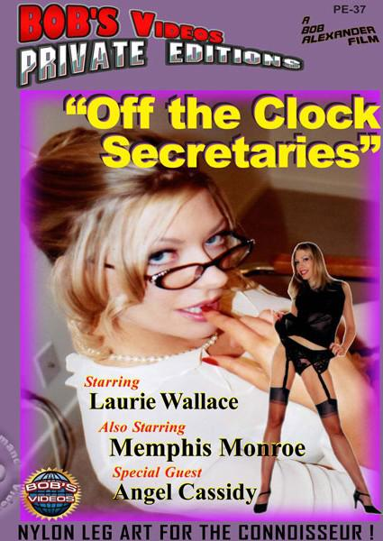 Private Editions 37 - Off The Clock Secretaries Box Cover