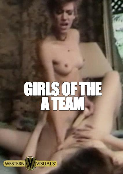 Girls Of The A Team Box Cover