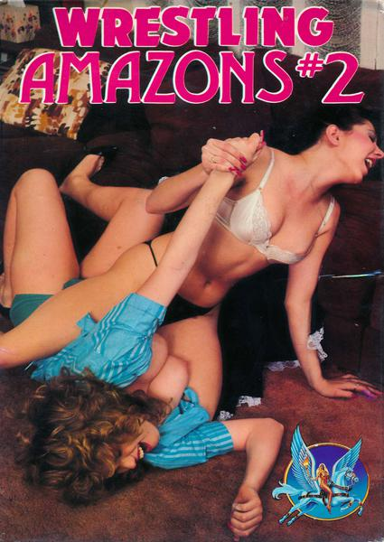 Wrestling Amazons #2 Box Cover