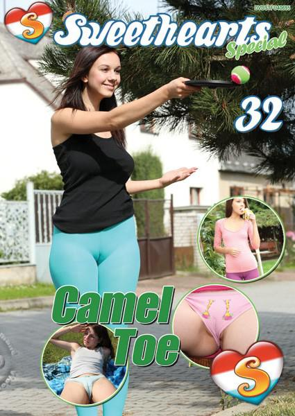 Sweethearts Special 32 - Camel Toe Box Cover