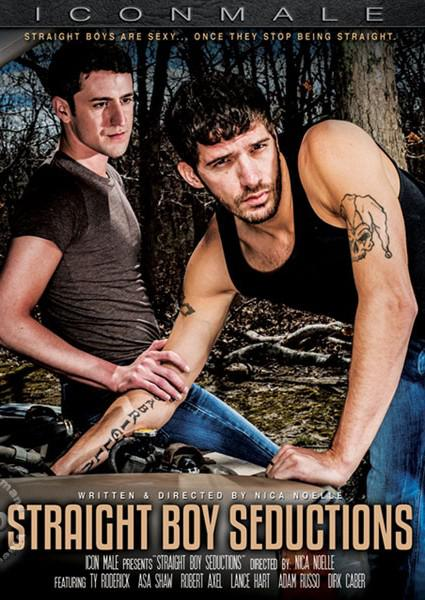 Straight Boy Seductions Box Cover