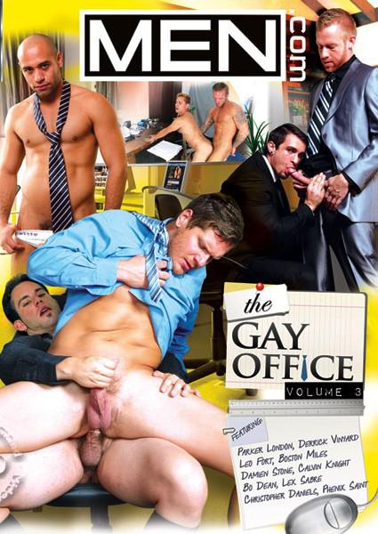The Gay Office 3 Box Cover