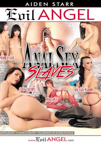 Anal Sex Slaves Box Cover