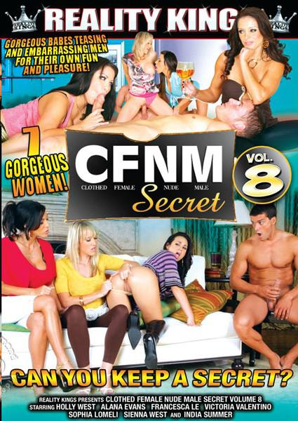 CFNM Secret Vol. 8 Box Cover