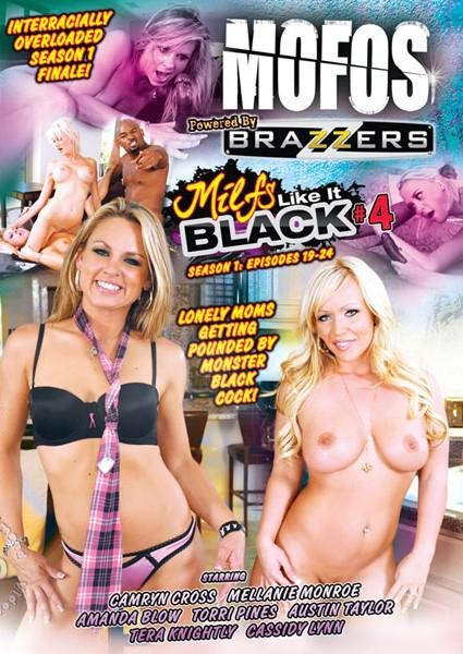 MILFs Like It Black #4 Box Cover