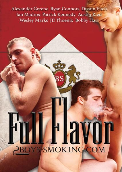 Full Flavor Box Cover