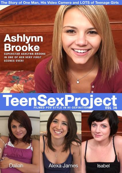 Teen Sex Project Volume 36 Box Cover
