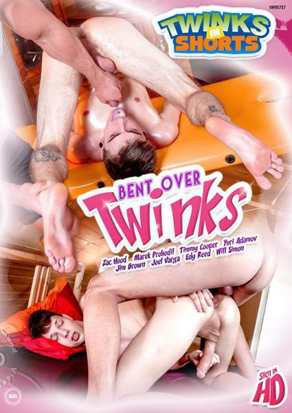 Bent Over Twinks Box Cover