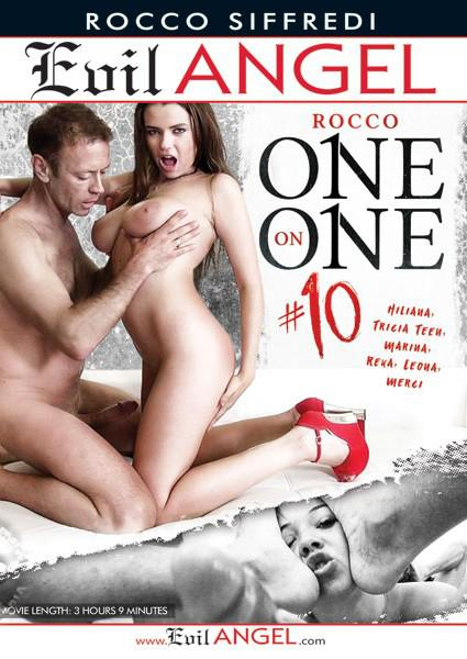 Rocco One On One #10 Box Cover