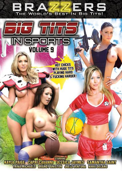 Big Tits In Sports Volume 9 Box Cover