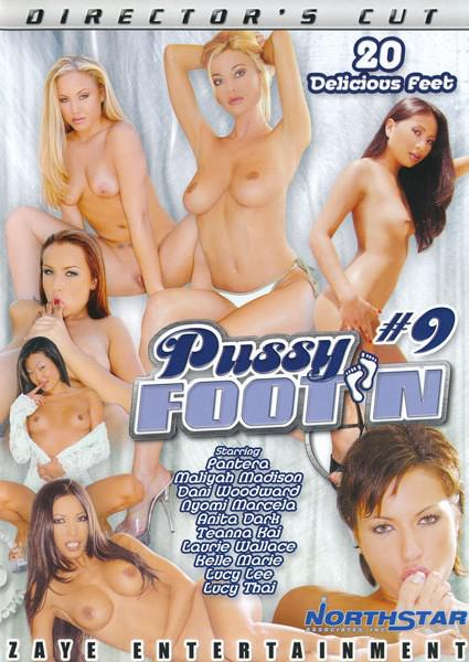 Pussy Foot'n 9 Box Cover