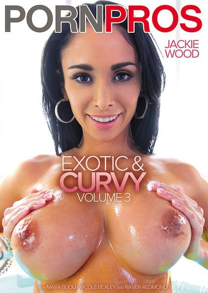 Exotic & Curvy Volume 3 Box Cover