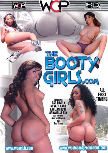 The Booty Girls.com Box Cover