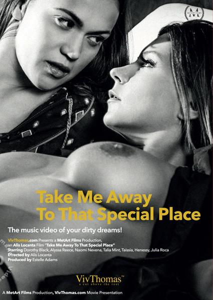 Take Me Away To That Special Place Box Cover