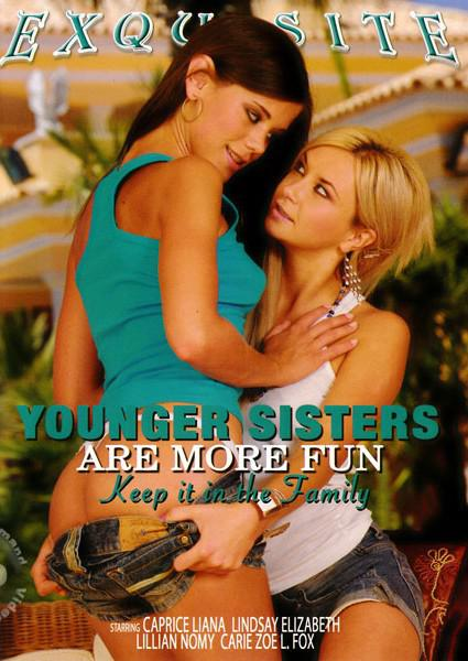 Younger Sisters Are More Fun Box Cover