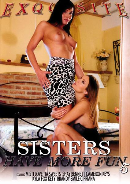 Sisters Have More Fun 5 Box Cover