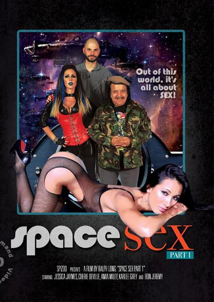 Space Sex - Episode 1 Box Cover
