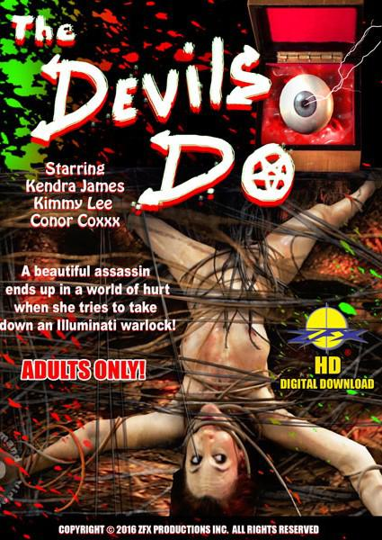 The Devils Do Box Cover