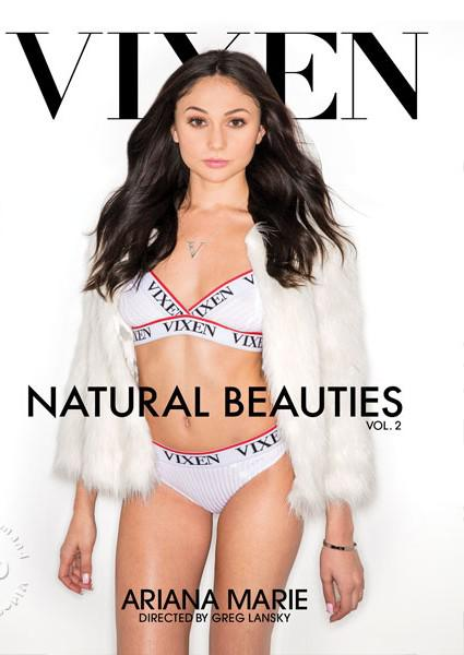 Natural Beauties Vol. 2 Box Cover