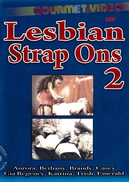 Lesbian Strap Ons 2 Box Cover