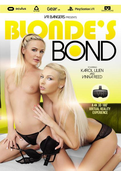 Blondes Bond Box Cover