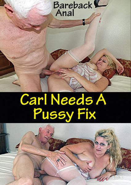 Carl Needs A Pussy Fix Box Cover