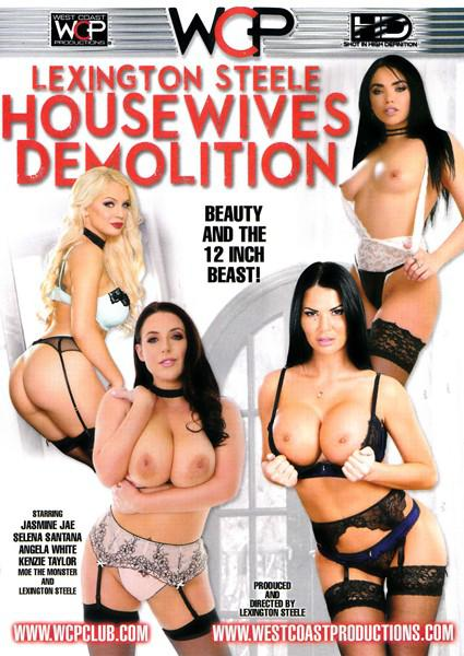 Housewives Demolition Box Cover