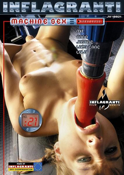 Machine Sex 21 Box Cover