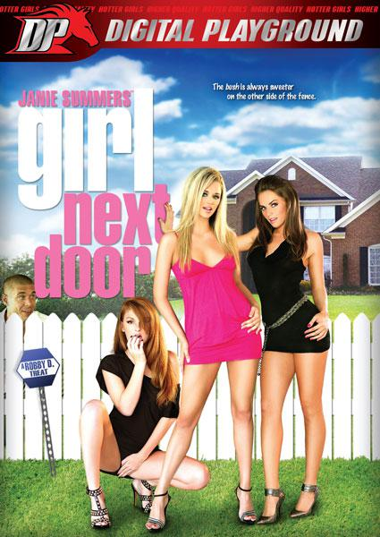 Janie Summers Girl Next Door Box Cover