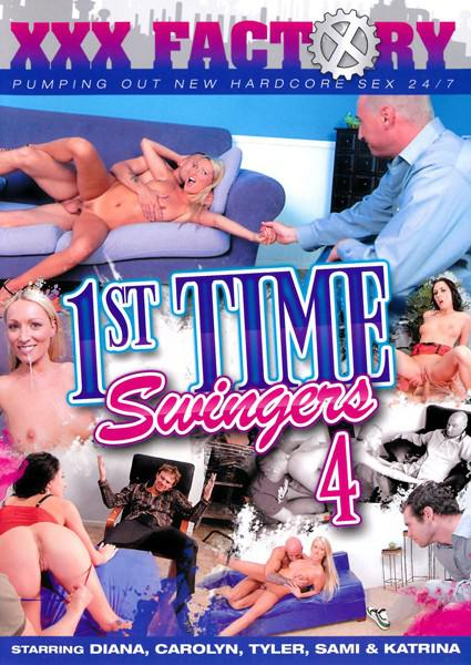 1st Time Swingers 4 Box Cover