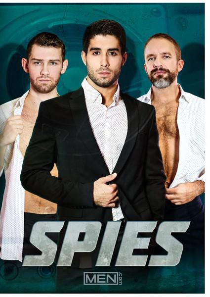 Spies Box Cover