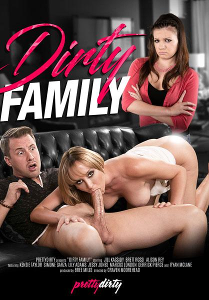 Dirty Family Box Cover
