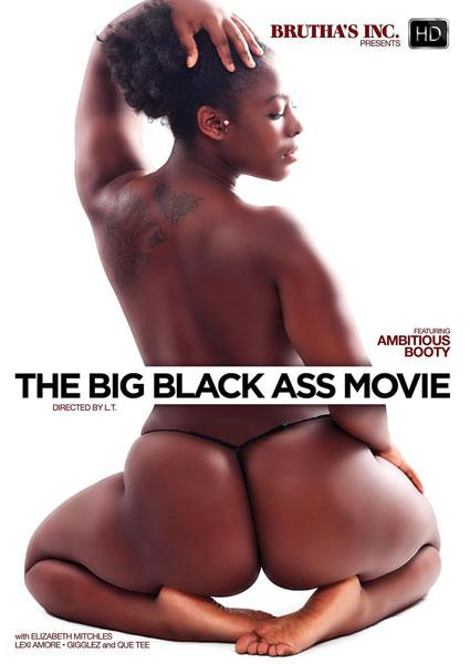 The Big Black Ass Movie Box Cover