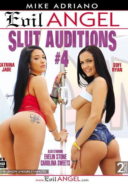 Slut Auditions #4 Box Cover - Login to see Back