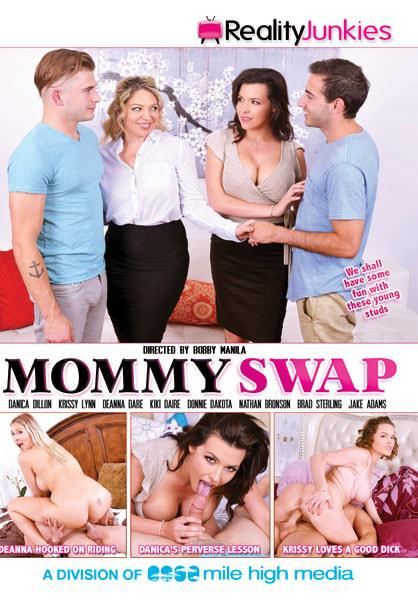 Mommy Swap Box Cover
