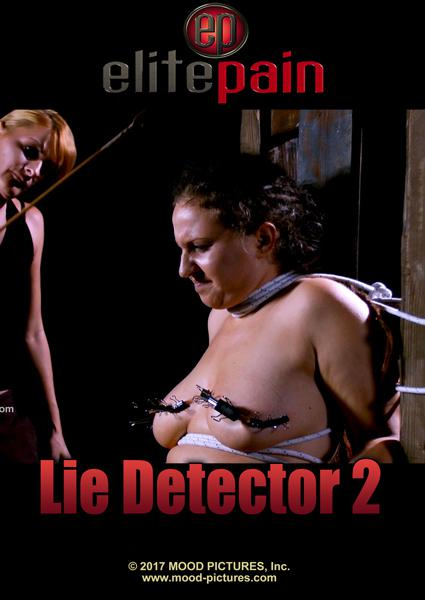 Lie Detector 2 Box Cover
