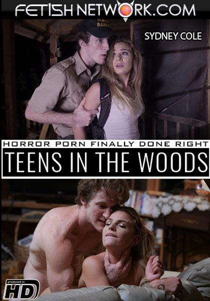Teens In The Woods - Sydney Cole Box Cover