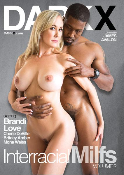 Interracial MILFs Vol. 2 Box Cover