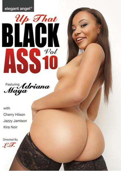 Up That Black Ass Vol 10 Box Cover