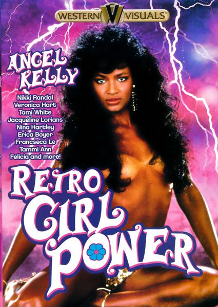 Retro Girl Power Box Cover