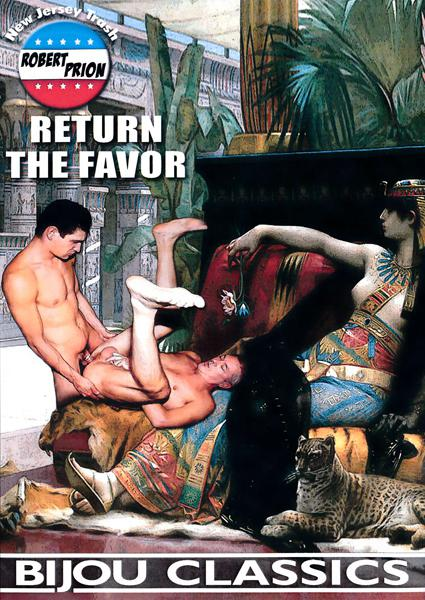 Return The Favor Box Cover