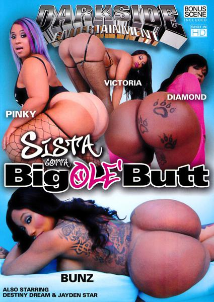 Sista Gotta Big Ole' Butt Box Cover